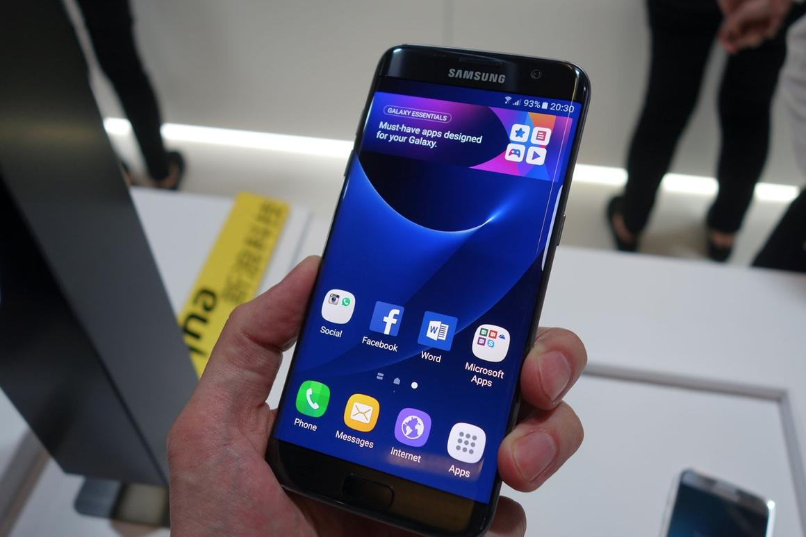 Samsung Galaxy S7 and S7 edge hands-on: Two sizes, more