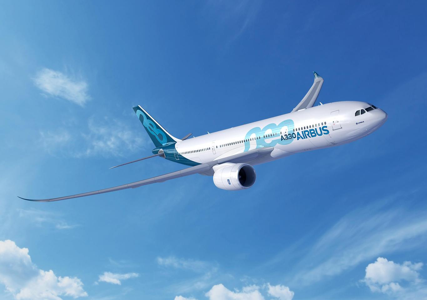 The A330neo uses the Rolls-Royce Trent 7000 engine
