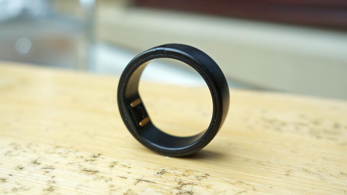 The Motiv Ring brings the usual fitness tracking metrics to your finger