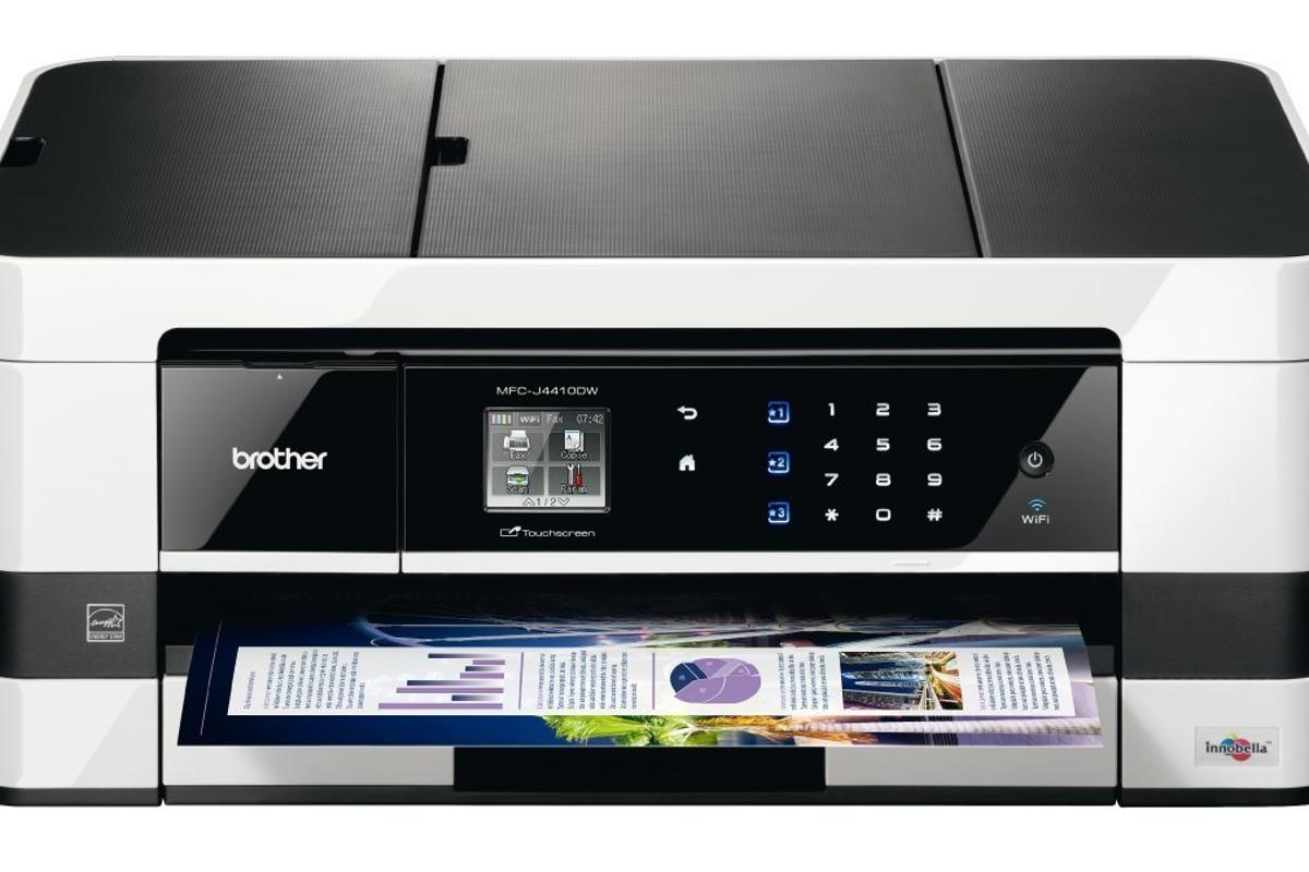 Brother printers are the first Dash-enabled devices