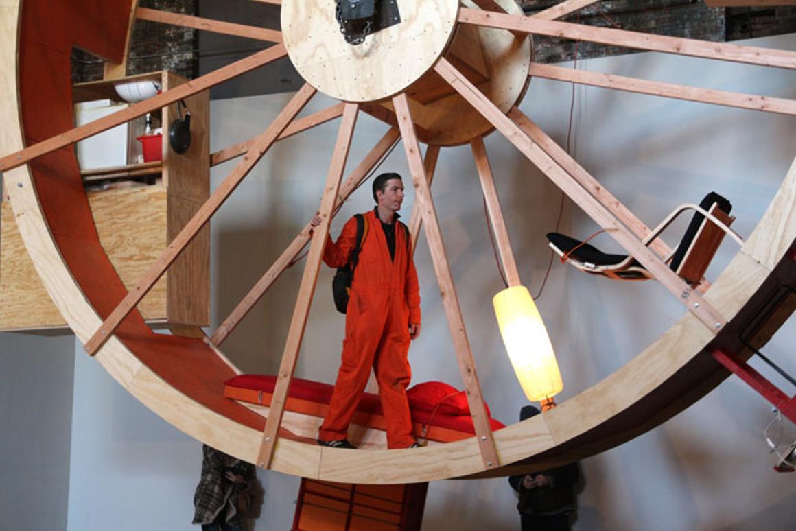 The In Orbit exhibition is open until April 5 (Photo: Pierogi Gallery)