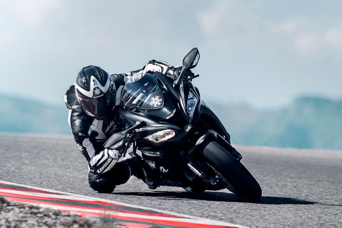 The 2018 Kawasaki Ninja ZX10RR