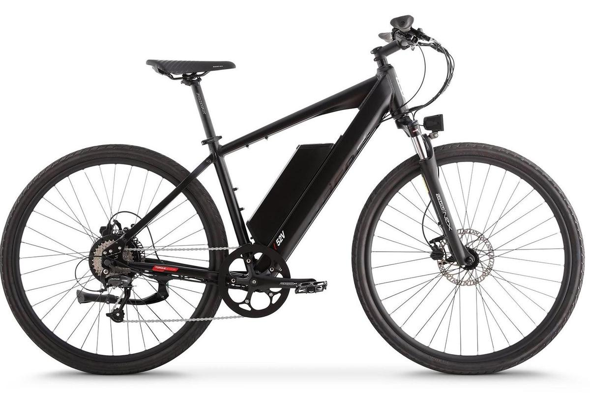 Juiced has gone to a 52-volt, 13-Ah battery pack with its new CrossCurrent S2 commuter