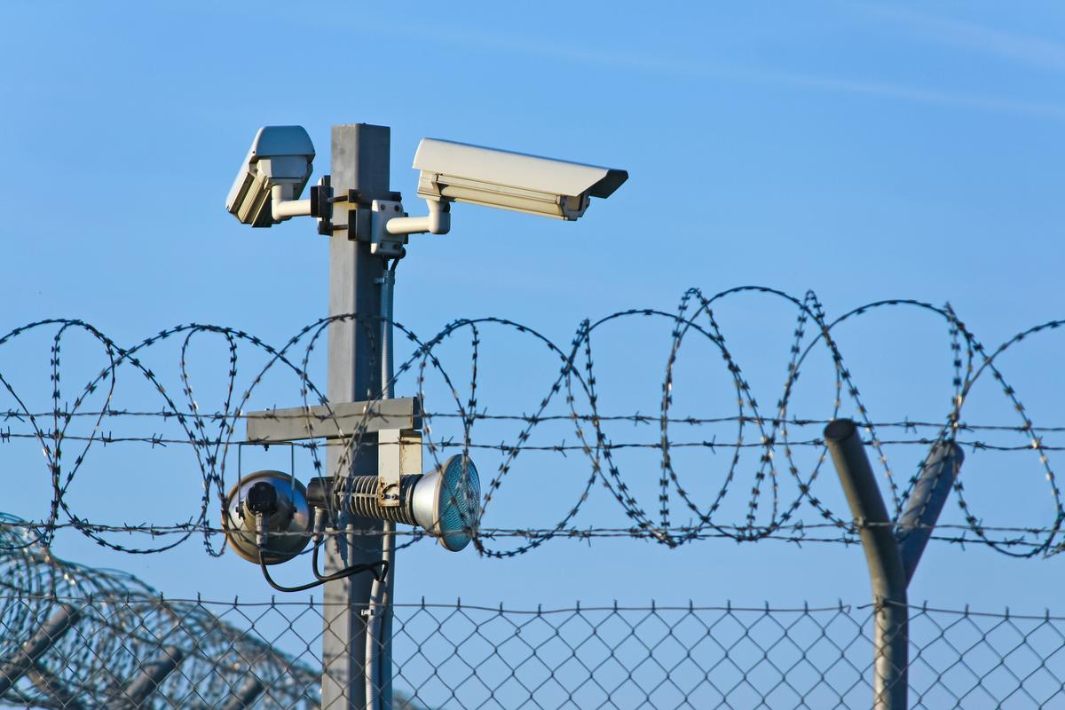 Estudio de vigilancia de inteligencia artificial rastrea a los delincuentes desp