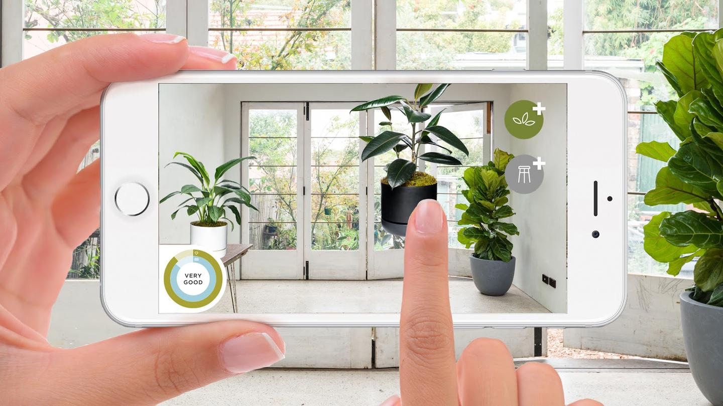 The Plant Life Balance app is free and available for both iOS and Android worldwide from today
