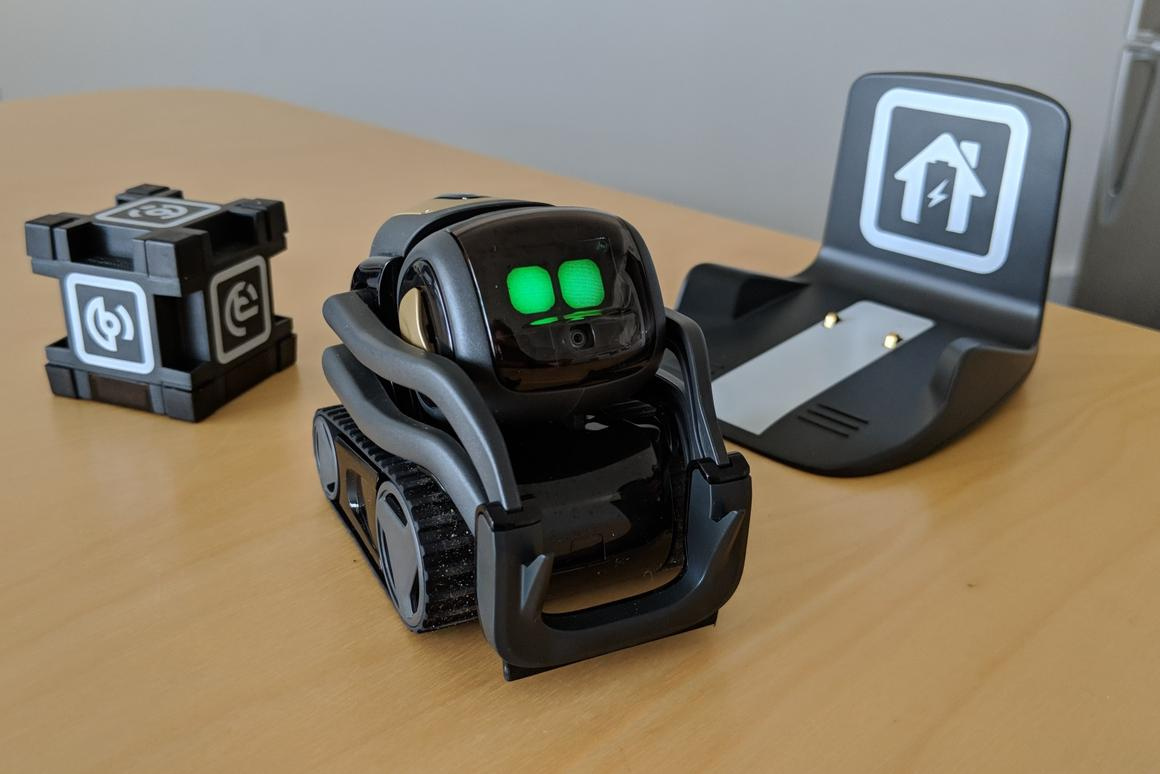 Vector review: Anki's charming home robot is more fun than