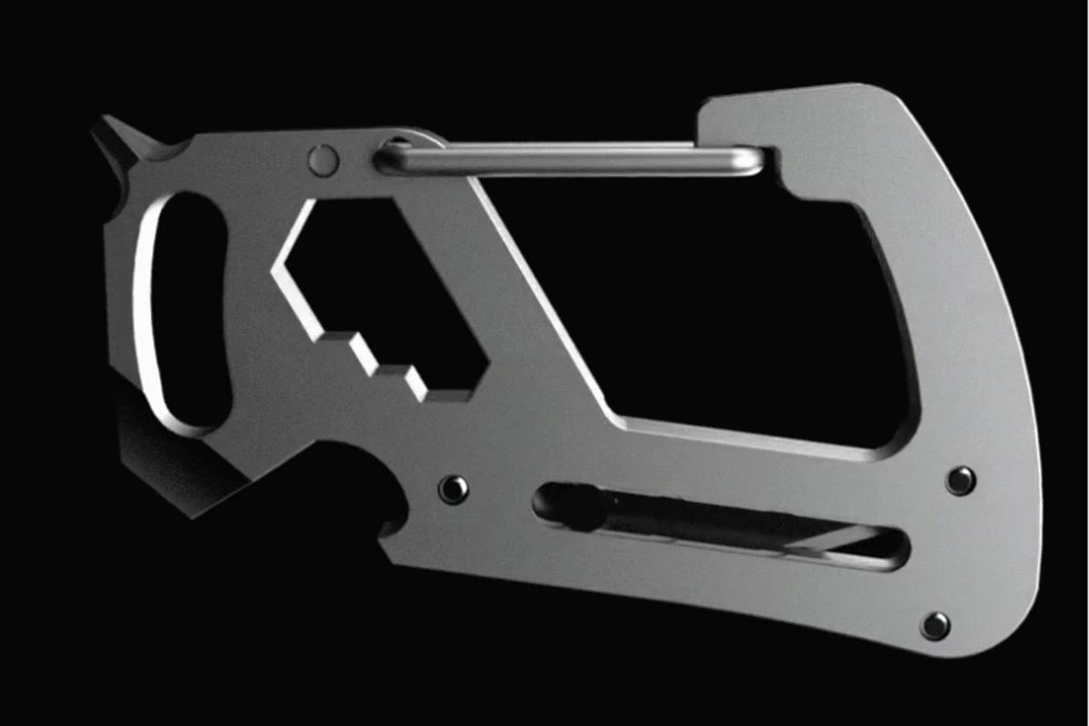 The Mul.Ti.Biner 2.0 is presently on Kickstarter