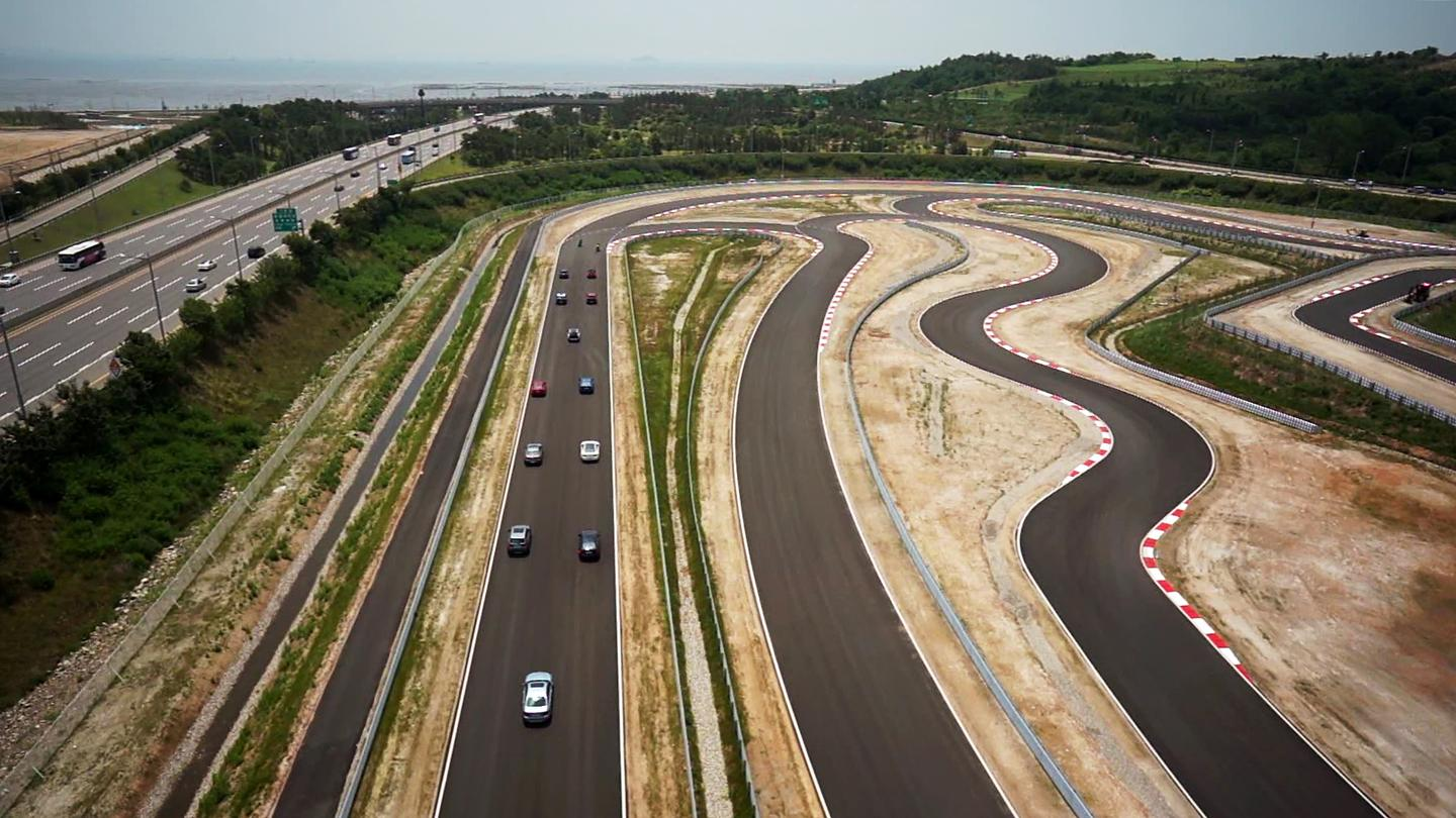 The ultimate test drive: BMW Korea opens Driving Center in ...
