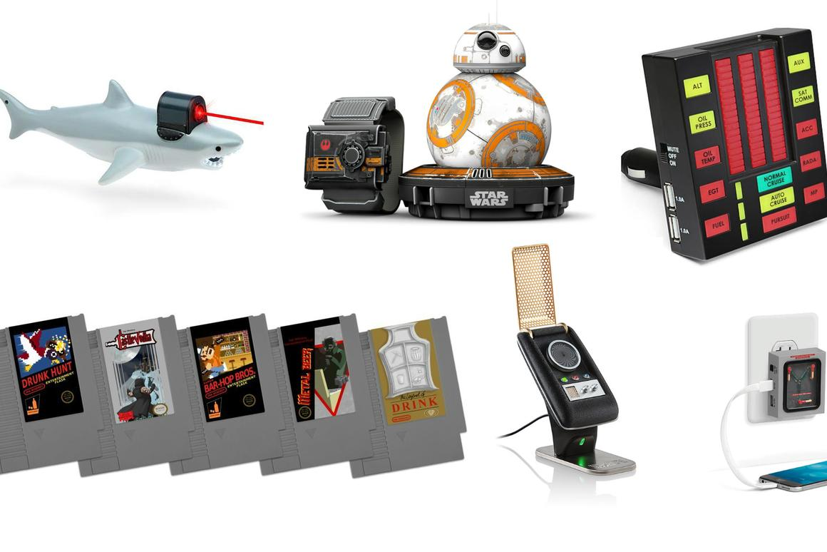 Geek Christmas Gifts.10 Nerdy Christmas Gifts That Speak To Your Inner Geek
