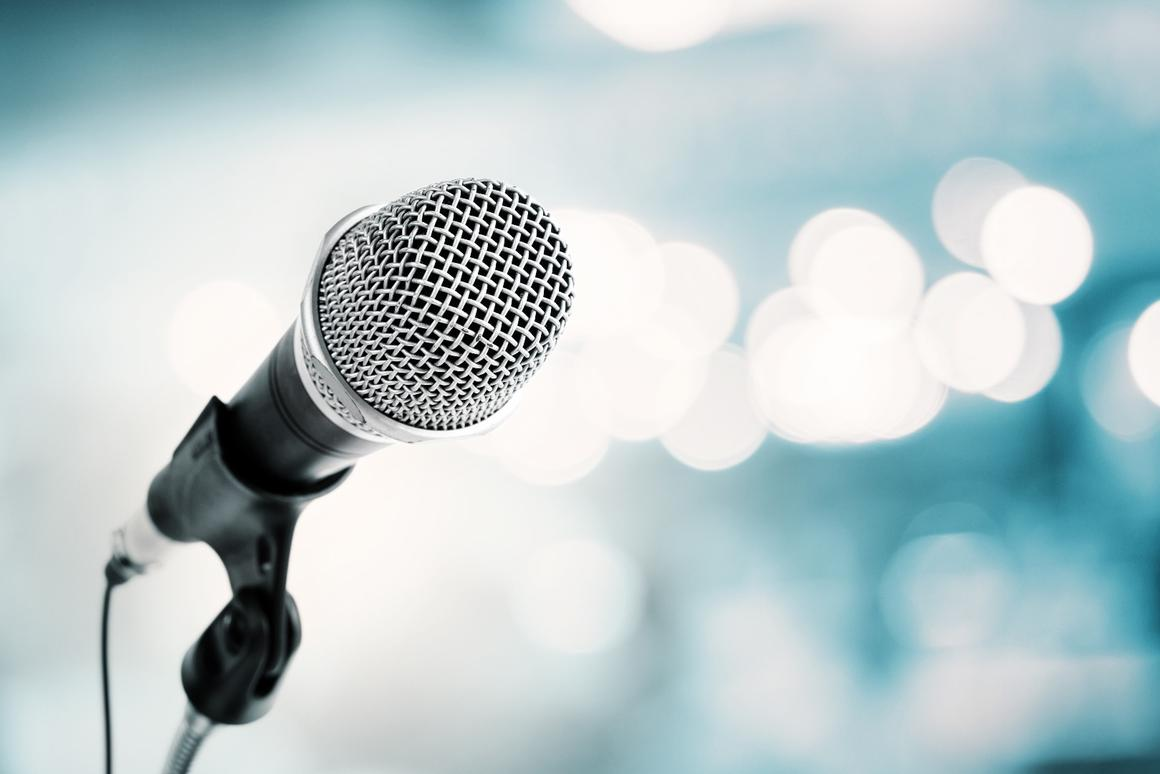 A proof of concept microphone constructed with a graphene membrane has been found to be more sensitive than conventional microphones