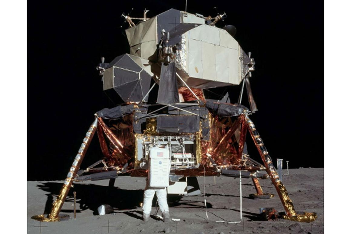 Space Toys' full scale lunar model replicas will set the buyer back a cool US$89,000.