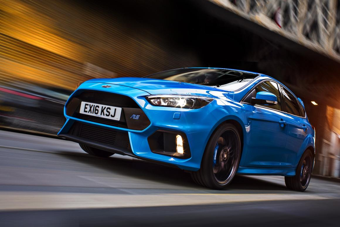Small tweaks make Focus RS even more of a giant killer