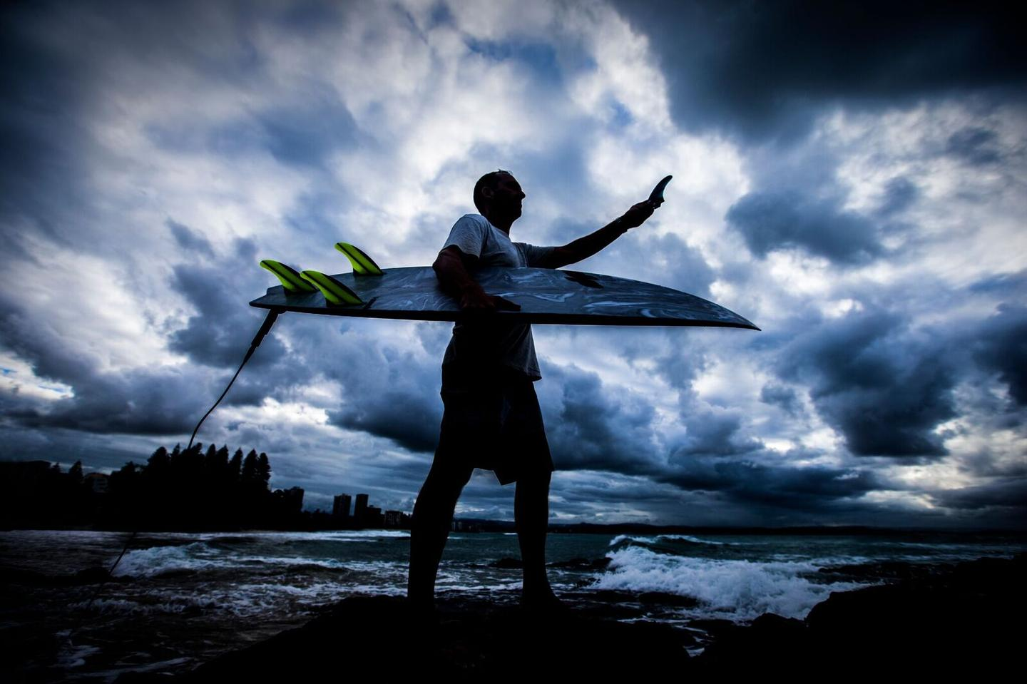 The researchers are already in talks with a number of Australian surfboard manufacturers and are planning to first introduce the service in Wollongong