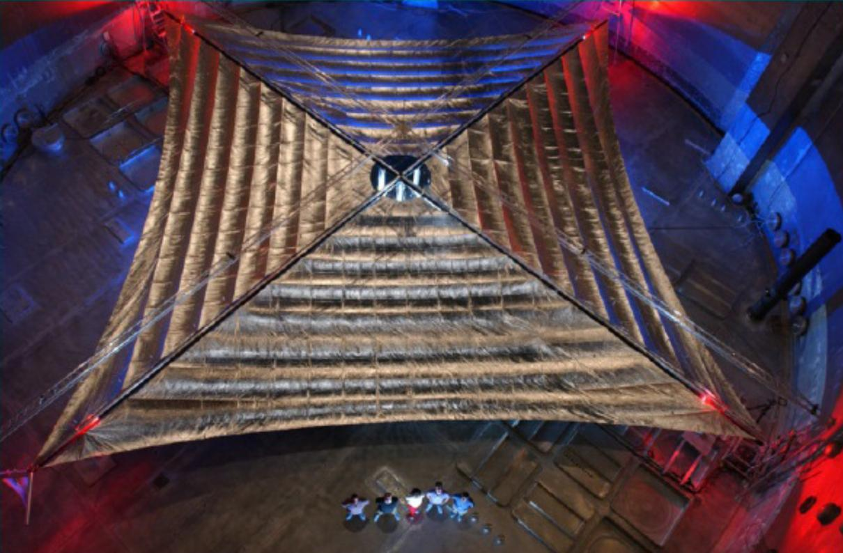 NASA is planning to demonstrate the largest solar sail ever built, in an upcoming space mission
