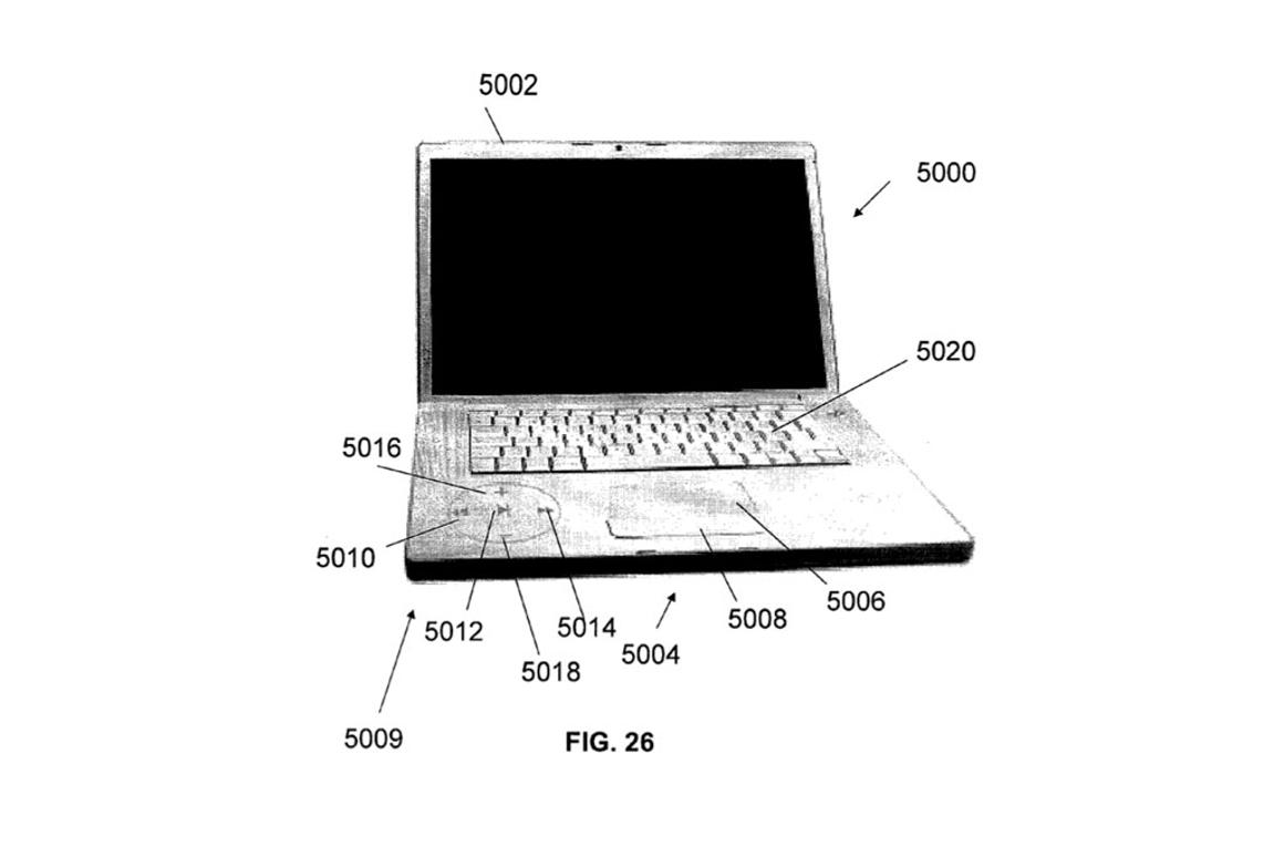 Apple patents invisible, Magic Mouse-like controls suitable for next-gen MacBooks