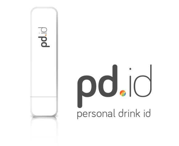 pd.id is claims to quickly determine if a drink has been spiked