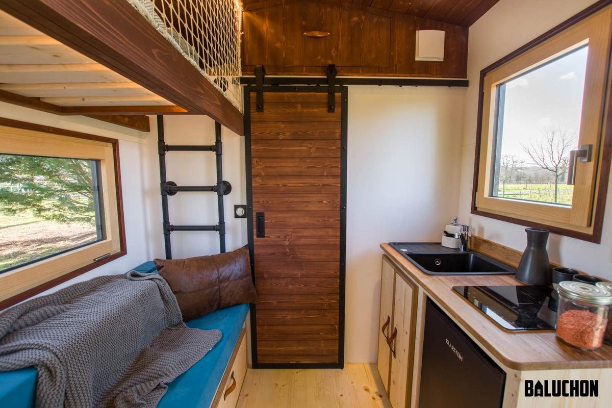 Tiny House Nano Makes Other Tiny Houses Look Large