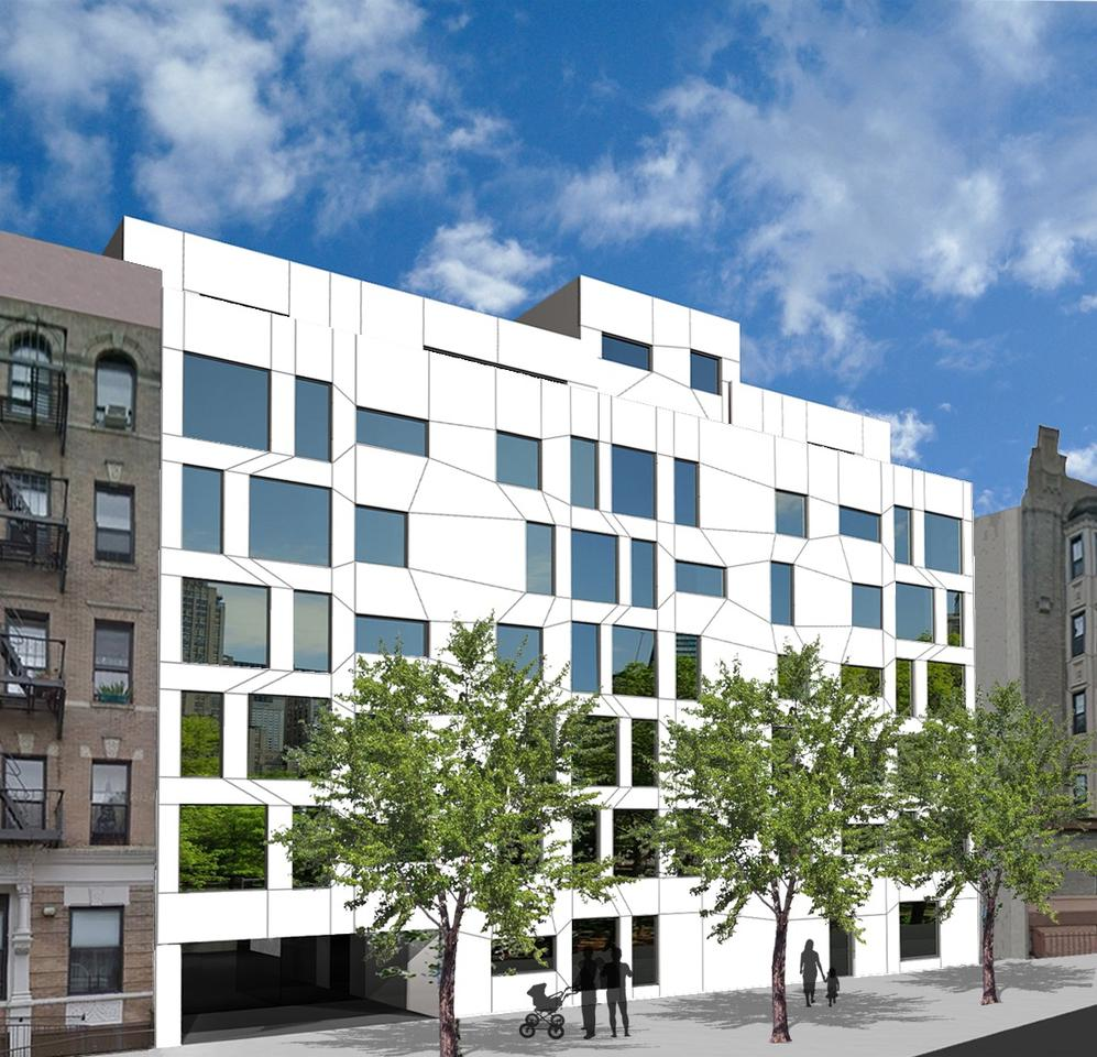 The Perch apartments will be located in the Hamilton Heights neighborhood of Harlem