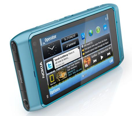 The new Nokia N8