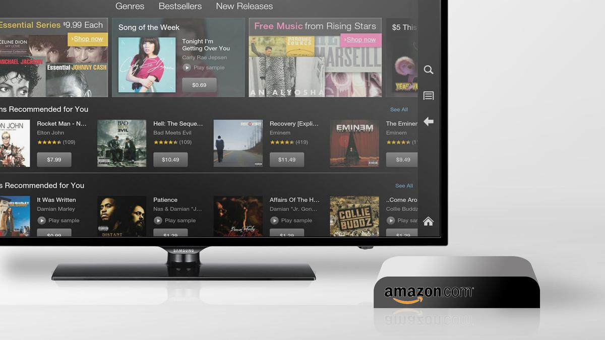 According to a new report, Amazon is prepping a TV set-top box for later this year