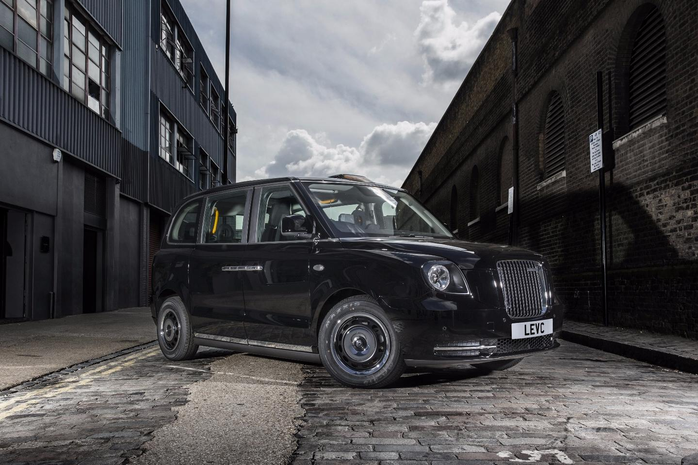 The look of the new TX London Taxi is instantly recognizable