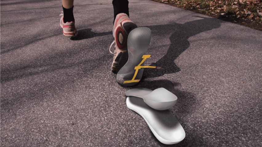 Each Bonbouton smart insole is reportedly capable of detecting skin temperature changes as small as 0.1 ºC