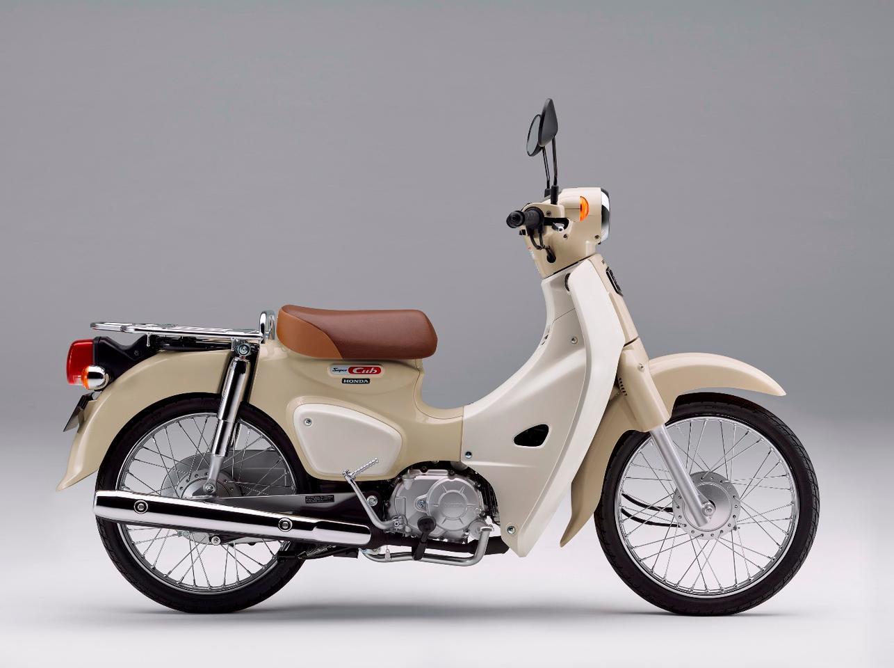 Honda reissues classic Super Cub models, celebrates 100