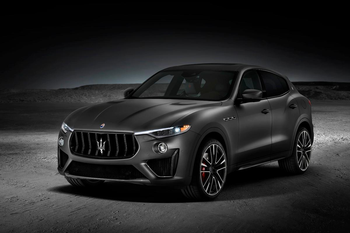 Maserati will begin Levante Trofeo production this summer in Italy
