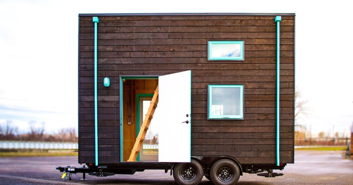 Build your own tiny house with Bunk Box plans