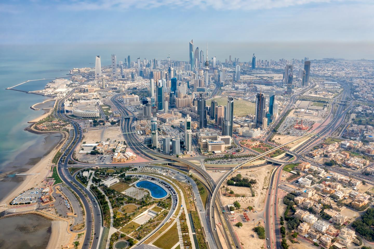Kuwait is known for setting –and breaking – high temperature records