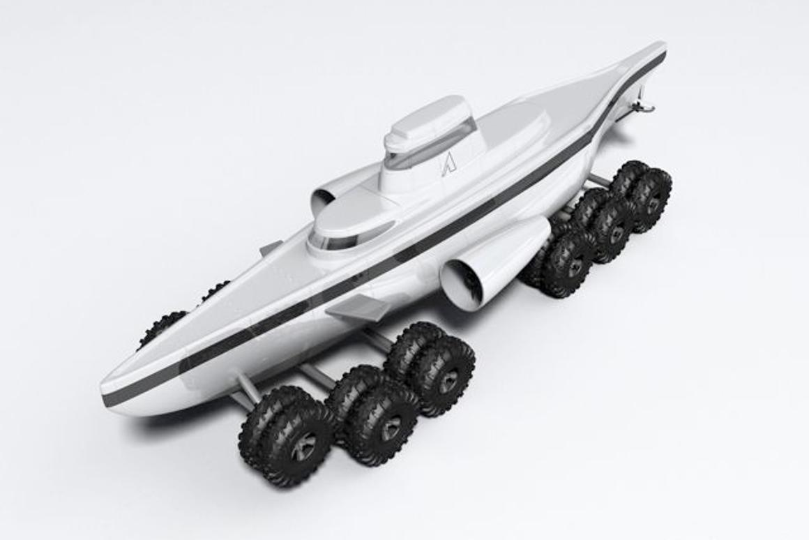 Pathfinder subs would crawl along the ocean floor