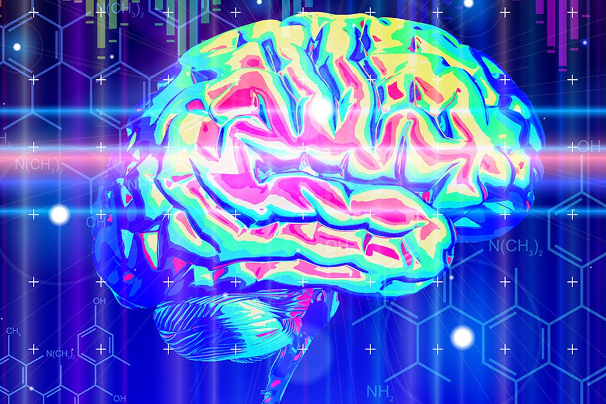 Electric stimulation of the brain through the skull has been found to release a powerful, opiate-like painkiller (Image: Shutterstock)