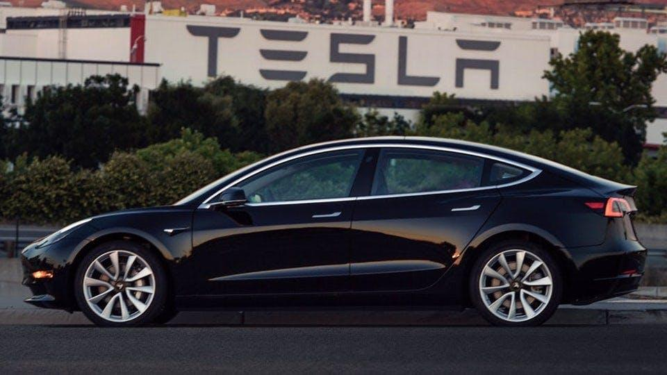 Hundreds of thousands of customers have pre-ordered Tesla's Model 3