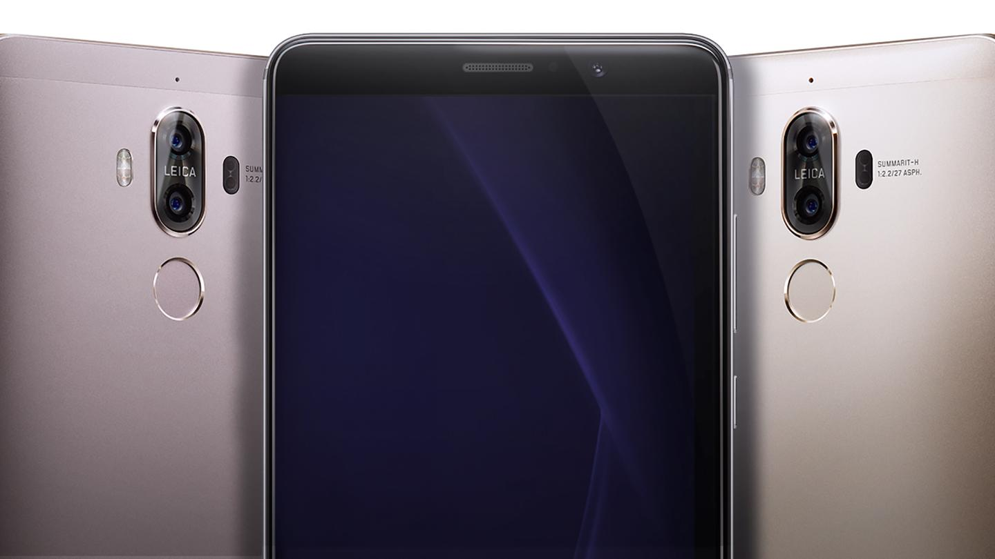The Mate 9 is Huawei's latest 5.9-inch phablet, and it's coming to the US