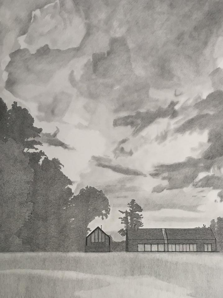 Sketch of the Mountain House