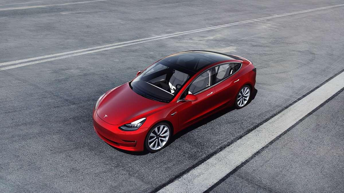 The Model 3 is one of six cars to lose the recommendation in light of the reliability survey by Consumer Reports