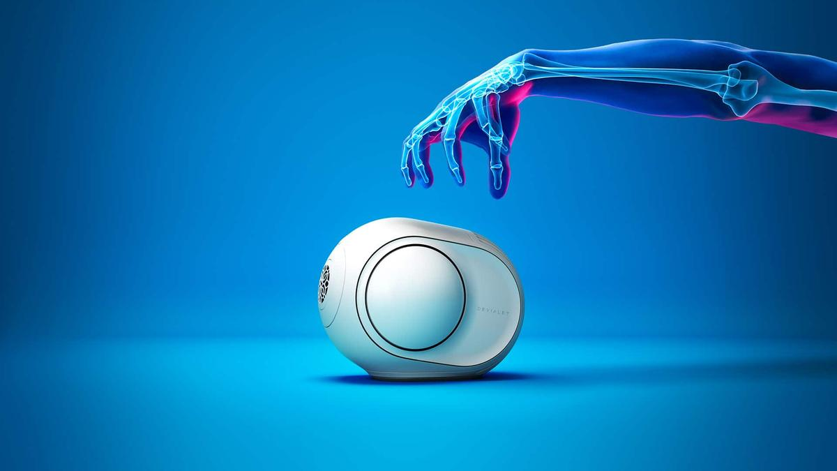 """Devialet is promising the Reactor will deliver""""dazzling detail with zero distortion, zero saturation or background noise"""""""