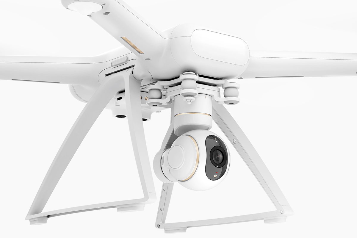 The Mi drone will enter beta testing in July