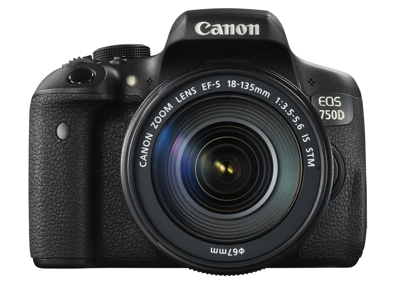 The Canon EOS 750D (Rebel T6i) is an entry-level DSLD