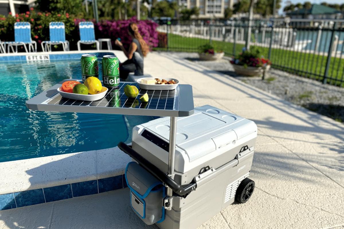The GoSun Chillest fridge/freezer has launched on Indiegogo