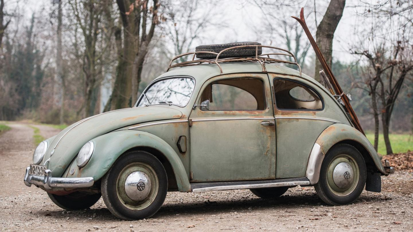 This 1952 Volkswagen Type 1 Beetle is estimated by RM-Sothebys to sell for between€55,000 and €80,000 when it goes to auction on February 8, 2017 atPlace Vauban in Paris.
