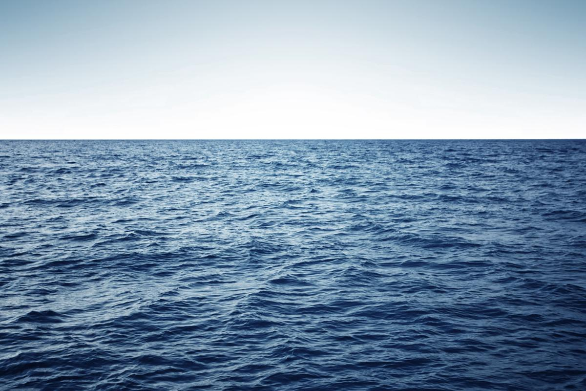 Internal waves move much slower than their exterior counterparts, and whilst the height of the surface ocean remains essentially unaffected, the water layers beneath rise and fall dramatically as these waves pass by