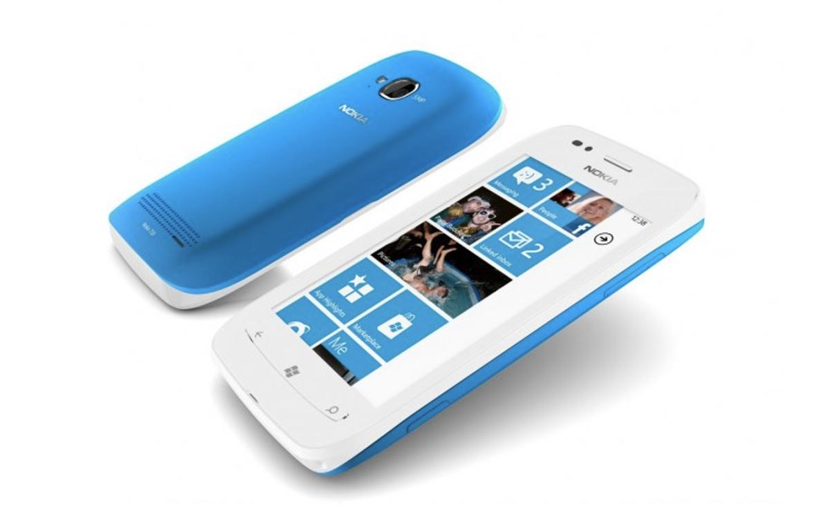 The Lumia 710 will be the first Nokia Windows Phone to make it to U.S. soil, and also the first Windows phone in general to be billed as a 4G device