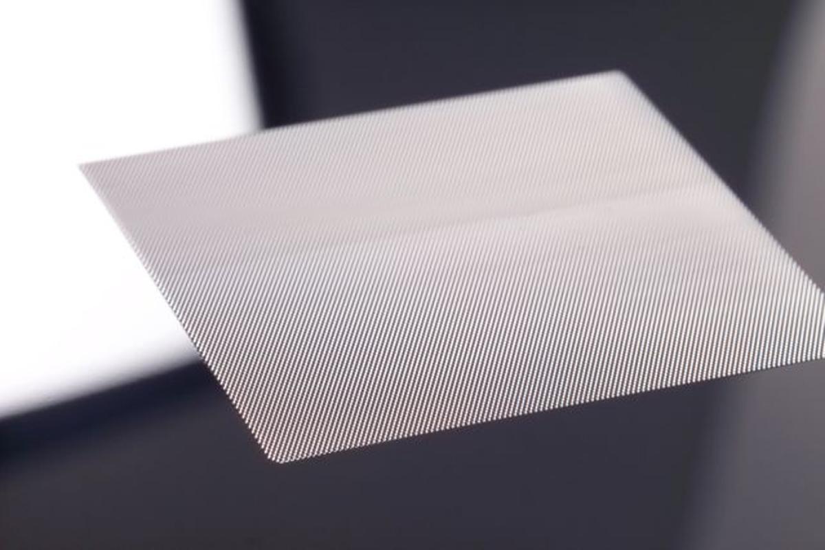 One of the Fraunhofer fiber optic films