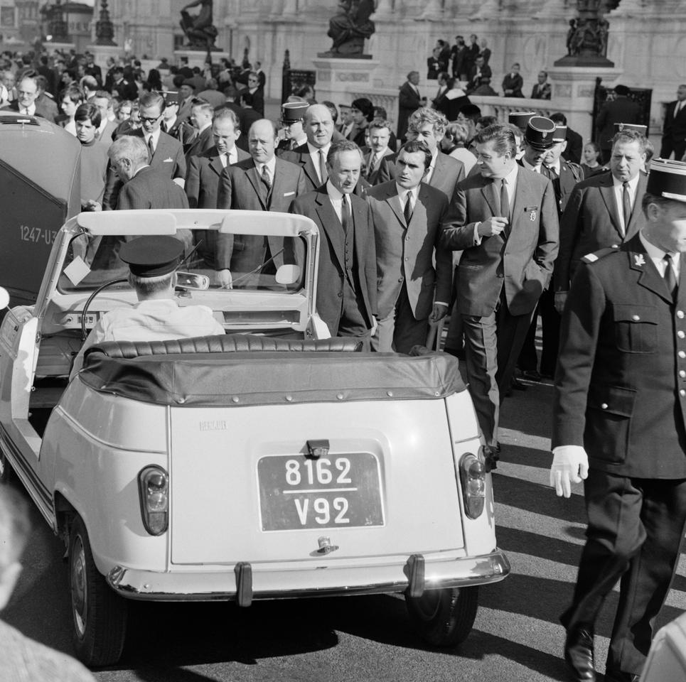 The Renault 4