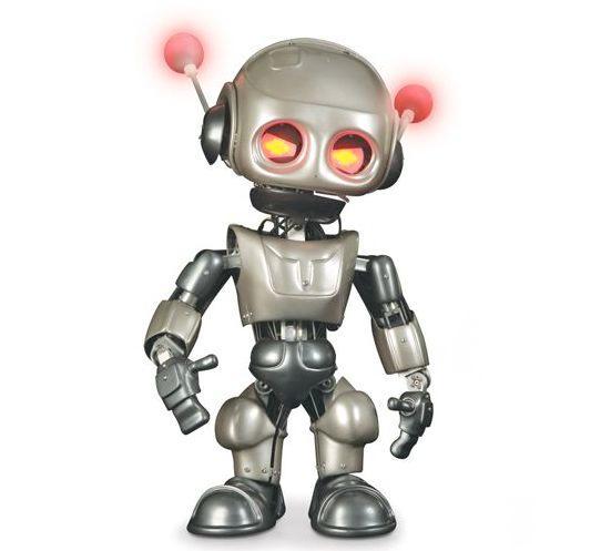 Hammacher Schlemmer's Emotive Robotic Avatar