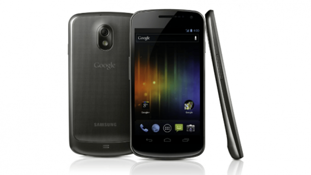 The Samsung Galaxy Nexus will be the first Google Phone pre-loaded with Android 4.0 Ice Cream Sandwich.