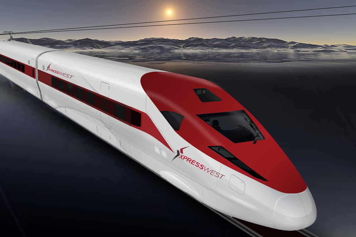 A joint venture between Chinese and American companies promises to connect Las Vegas to Los Angeles with a high-speed train system