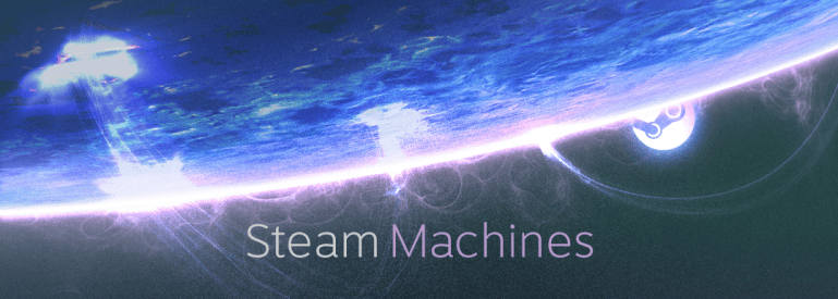The Steam Machine runs Valve's open-source SteamOS, built to bring PC-gaming to the living room