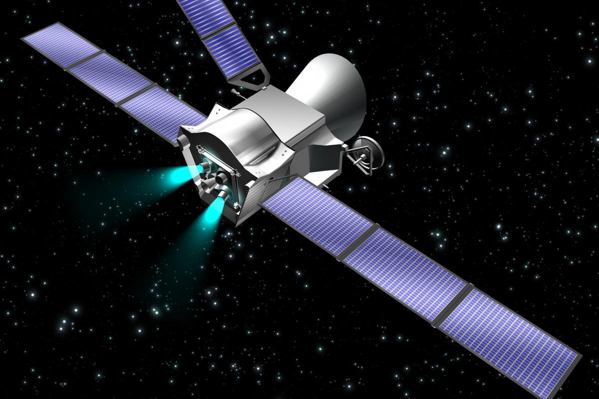 ESA's BepiColombo spacecraft